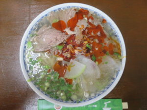 蘭州牛肉拉麺@穆撒 蘭州牛肉拉麺(本郷三丁目駅):ビジュアル:トップ