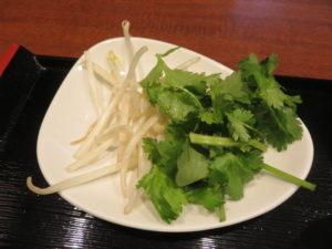 フカヒレ麺@元祖コラーゲンスープ よしなり:ビジュアル:別皿
