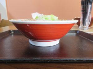 吟醸味噌麺@自家製麺鍛錬場 瀧ざわ:ビジュアル:サイド