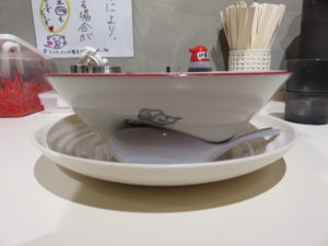 ラーメン@八ちゃんラーメン ラーメン博物館店:ビジュアル:サイド