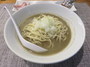淡麗煮干ソバ(醤油)@煮干乱舞 TOKYO:ビジュアル