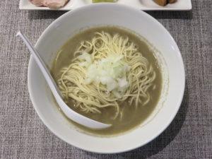 淡麗煮干ソバ(醤油)@煮干乱舞 TOKYO:ビジュアル:トップ