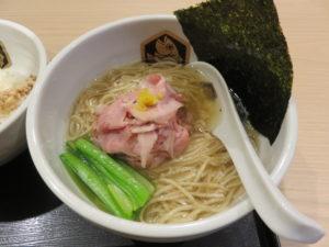 鰤らーめん@真鯛らーめん 麺魚 錦糸町PARCO店:ビジュアル