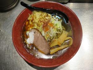 ブラックカリー麺@初代けいすけ 本駒込店:ビジュアル:トップ