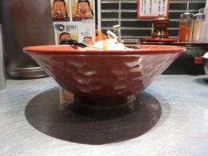 ブラックカリー麺@初代けいすけ 本駒込店:ビジュアル:サイド