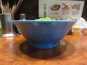 KUNIMAX@汁なし担担麺 くにまつ:ビジュアル:サイド