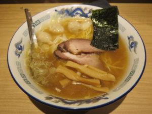 ワンタン麺@タナカタロウ:ビジュアル