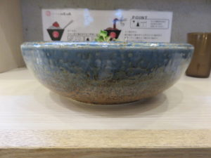 汁なし坦々麺(細麺・4辛)@八玄八角:ビジュアル:サイド