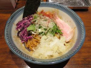 豚とろSoba@Noodle House 鶏トロRich:ビジュアル