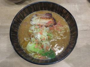 醤油拉麺@麺屋 こばやし:ビジュアル:トップ