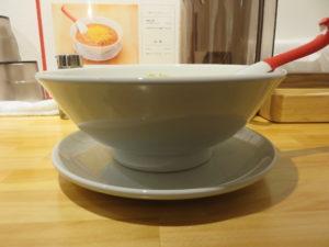 特製タンタン麺@小田原タンタン麵たかみ:ビジュアル:サイド