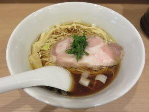 らぁ麺@麺亭しま田:ビジュアル