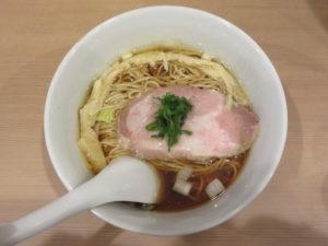 らぁ麺@麺亭しま田:ビジュアル:トップ