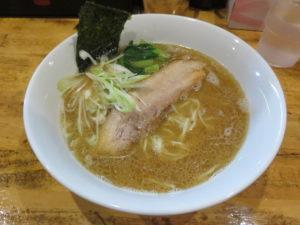 醤油ラーメン@らーめん処 麺てつ:ビジュアル