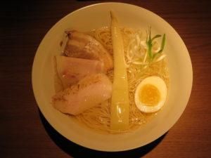 特製塩@楢製麺:ビジュアル:トップ