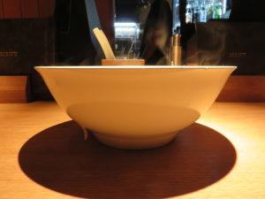 特製塩@楢製麺:ビジュアル:サイド