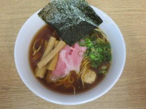 香味淡麗らーめん@RAMEN 一麺托生:ビジュアル:トップ