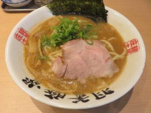 らぁ麺(並)@麺屋 庄太 赤坂店:ビジュアル