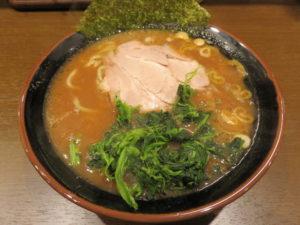 ラーメン 並盛@わいず製麺:ビジュアル