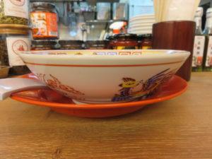 豚骨麻婆麺@スパイス食堂 サワキチ 東京築地店:ビジュアル:サイド