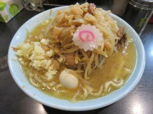 ラーメン@自家製麺 No11:ビジュアル