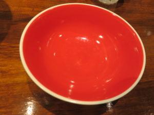 カニ味噌らぁ麺@onisobafujiya ~PREMIUM~:殻入れ
