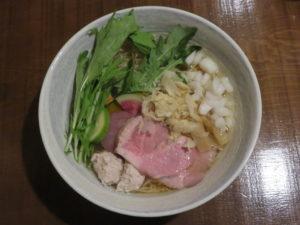 畑の鶏そば@麺処 竹川:ビジュアル:トップ