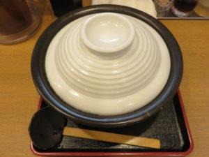 海豚麺@ラーメン猪太:土鍋