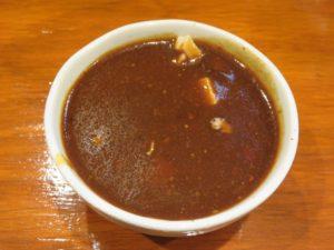 本格東京ジャージャー麺(並盛り)@本格東京ジャージャー麺 中野本店:肉味噌