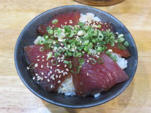 真鯛らーめん(塩)@ウミのチカラ:旬の海鮮漬け丼