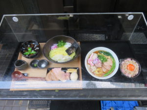 醤油らぁめん@つけ麺 山崎:ショーケース
