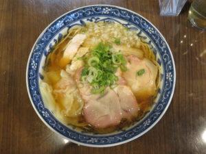 煮干わんたんめん@寿製麺よしかわ 保谷店:ビジュアル:トップ