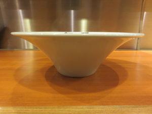 汁あり担担麺@担担麺 紅麗:ビジュアル:サイド