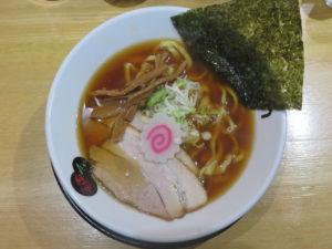 醤油ラーメン@麺菜Regame:ビジュアル:トップ