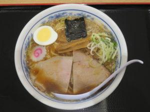 中華そば@松戸富田麺桜:ビジュアル:トップ