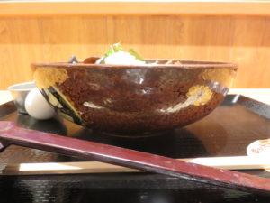 味噌ラーメン@札幌麺処 白樺山荘 横浜店:ビジュアル:サイド