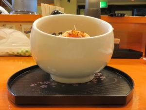 辛い担々麺@担々麺工房 相 東京店:ビジュアル:サイド