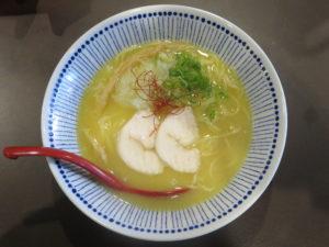 濃厚鶏PAITAN(塩)@SUPER RAMEN MAGIC:ビジュアル:トップ