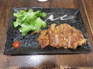 パーコー湯麺(白い味玉)@広東麺 チャーリー:パーコー