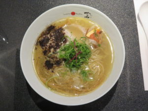 塩Soba@Japanese Soba Noodles 蔦:ビジュアル:トップ