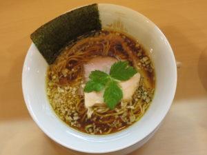 醤油鶏そば@鶏そばムタヒロ 花小金井店:ビジュアル:トップ