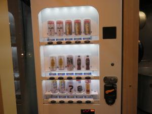 かにラーメン@かにラーメン光夏:自動販売機