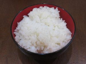 醤油ラーメン 並(太麺・ヤクミ増し):ライス