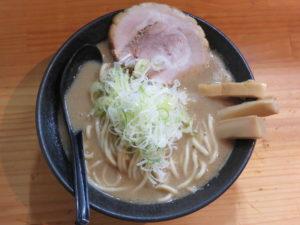 らーめん 並盛@自家製麺TANGO:ビジュアル:トップ