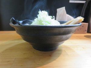らーめん 並盛@自家製麺TANGO:ビジュアル:サイド