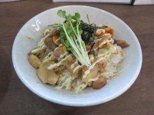 上醤油@江乃華JAPAN RAMEN:肉玉子飯