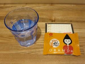 ワンタンメン(こってり)@ワンタンメンの満月 三鷹店:お土産