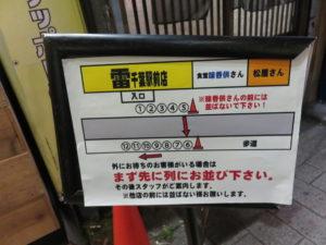 雷味噌 ミニ@雷 千葉駅前店:行列注意