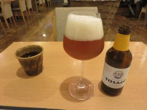 鍋焼きラーメン@TOSA DINING おきゃく:TOSACO ゆず
