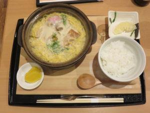鍋焼きラーメン@TOSA DINING おきゃく:ビジュアル:全体